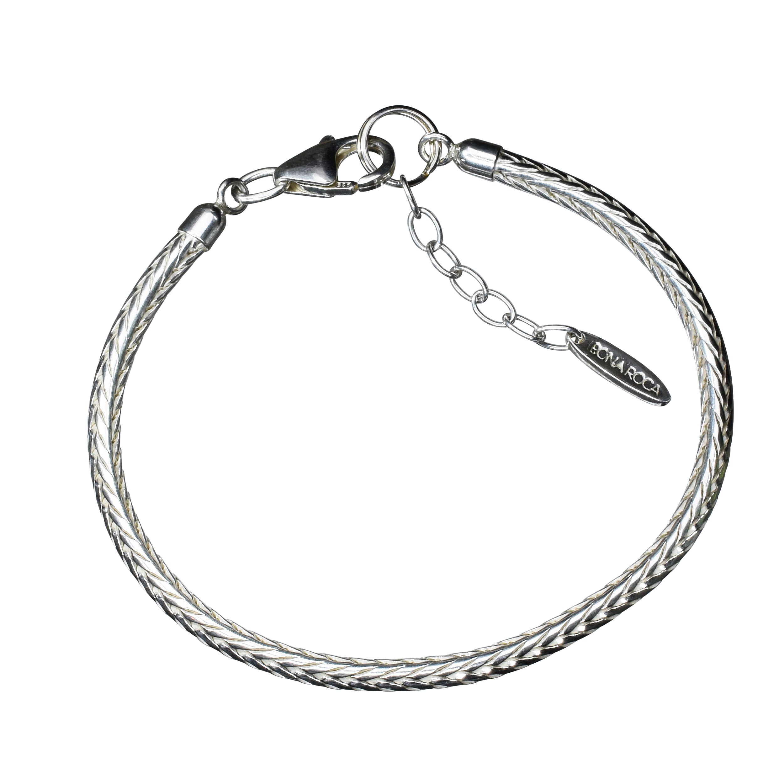 Silber Armband-Kette (Promo -25%/ Code NK2021)