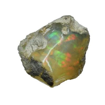 Roh-Opal, Edelstein