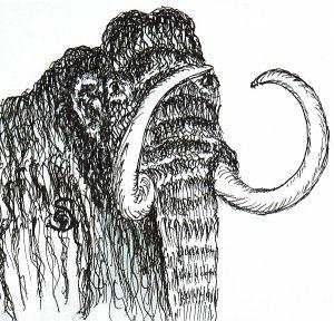 Über das Mammut