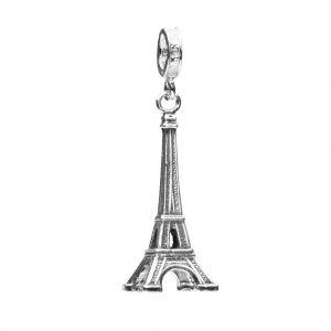 Bonaroca Charm Eiffelturm mit Öse, Sterling Silber, 4552