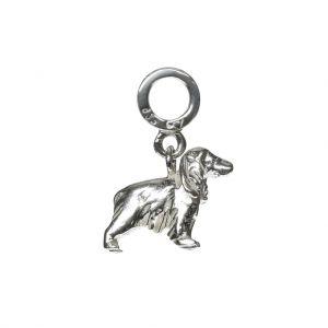 Bonaroca Charm Labradorhund mit Öse, Sterling Silber, 4703