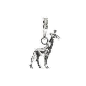 Bonaroca Charm Giraffe mit Öse, Sterling Silber, 4706
