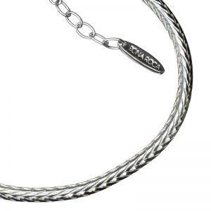 Kette Fuchsschwanz 80242 Sterling Silber