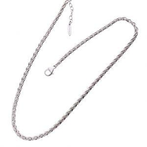 Kette Zopf 81242 Sterling Silber