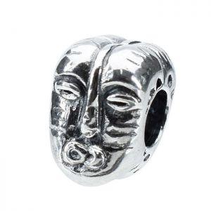 Bona Roca Bead afrikanische Maske 2