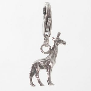 Charm Giraffe m. Karabiner