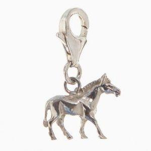 Charm Pferd m. Karabiner